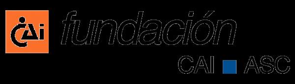 Logo Fundacin CAI-ASC sin fondo