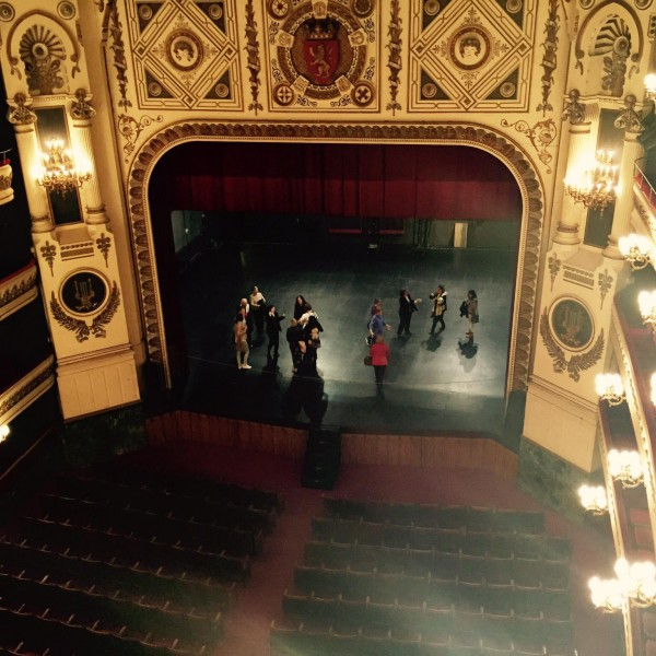 Teatro Principal. Foto PMAEI.