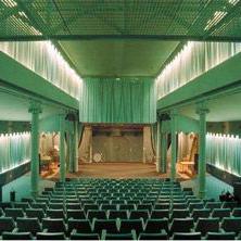 Teatro del Mercado. Foto Red Aragón.