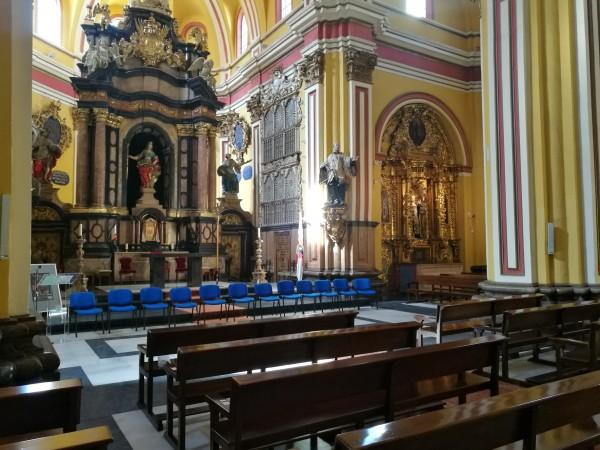 Iglesia San Cayetano / Santa Isabel de Portugal