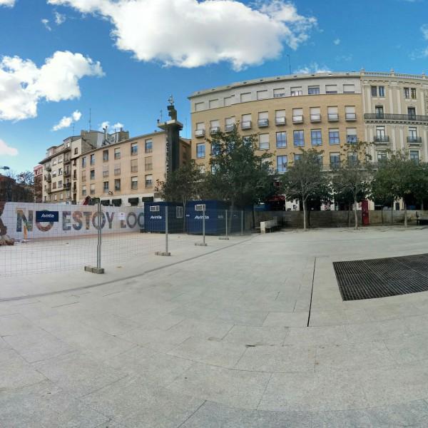 Plaza Delegación de Gobierno
