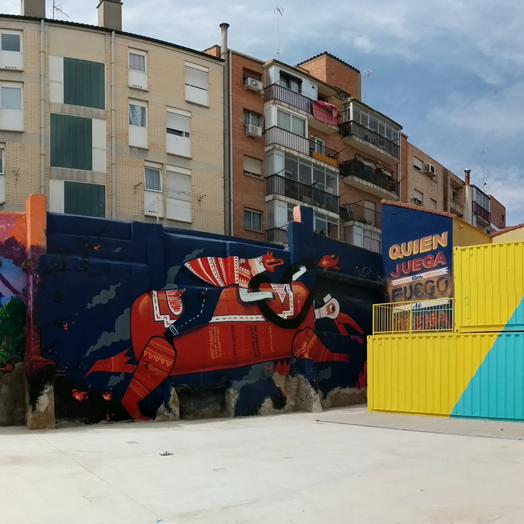 Escuela Circo Social Zaragoza