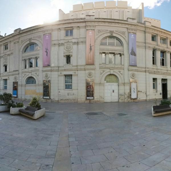 Plaza Sinués Urbiola