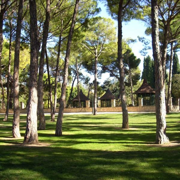 Parque Grande José Antonio Labordeta. Foto Wikimedia.