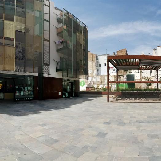 Plaza de las Armas - Cine de Verano