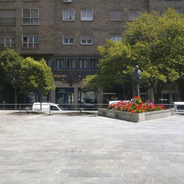 Plaza Ariño